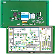 10.1 Inch TFT LCD Display Module with Controller + Program + Touch Monitor + UART Serial Interface