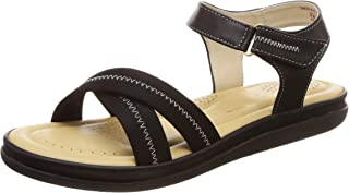 BATA Women's Lycra Sandal Fashion Slippers