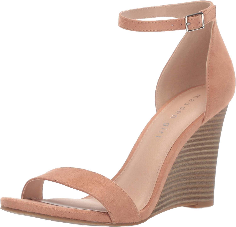 Madden girl Womens Willoow Wedge Sandal
