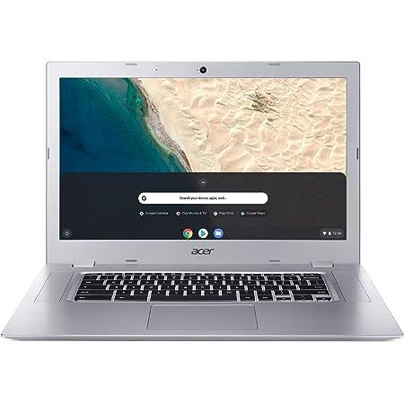 "Acer Chromebook 315, AMD Dual-Core A4-9120C Processor, 15.6"" HD, AMD Radeon R4 Graphics, 4GB DDR4, 32GB eMMC, Google Chrome, CB315-2H-25TX, 15-15.99 inches"