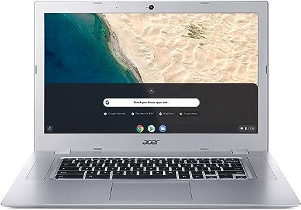 """Acer Chromebook 315, AMD Dual-Core A4-9120C Procesador, 15.6"""" HD, gráficos AMD Radeon R4, 4GB DDR4, 32GB eMMC, Google Cromado, CB315-2H-25TX"""