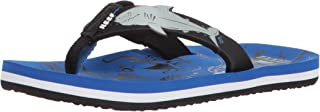 Reef Kids Sandals Ahi | Flip Flops for Toddlers, Boys, Girls With Soft Cushion Footbed | Waterproof