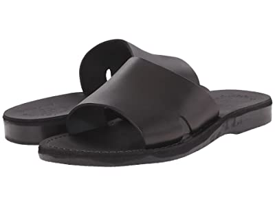 Jerusalem Sandals Bashan Mens (Black) Men