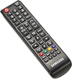 Samsung TV Remote Control (BN59-01199F) for UN32 to UN65 Models - Black (Renewed)