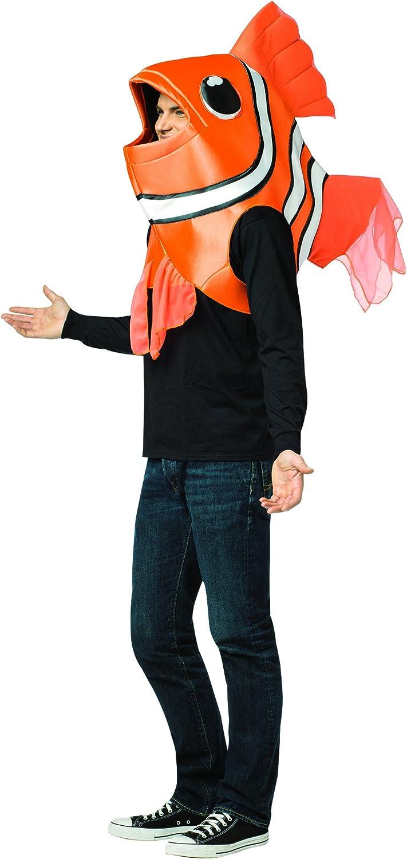calidad auténtica Disfraz de pez pez pez payaso para adulto  protección post-venta