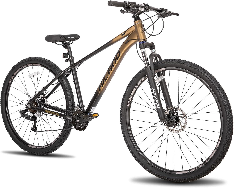 Hiland 29 Inch Aluminum Super Special SALE held Fashion Mountain Bike Frame 19 Hydraulic 17 inch
