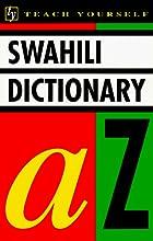 Teach Yourself Swahili Dictionary