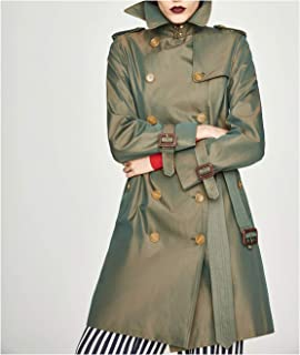 the undertaker trench coat