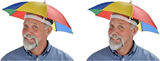 nylon umbrella hat