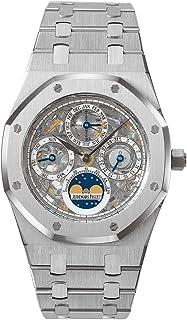 Audemars Piguet Royal Oak Openworked Perpetual Calendar Platinum Watch 25829PT.OO.0944PT.01
