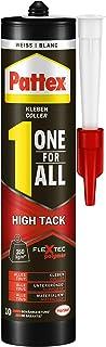 """Pattex 1995674 Colle de montage""""Un pour tous - High Tack"""" 440 g, Blanc"""