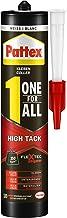 Pattex One For All High Tack, hoogwaardige montagelijm, sterke lijm voor alle ondergronden, flexibele en krachtige allesli...