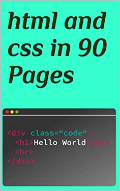 html and css in 90 Pages: html & css design and build websites , html & css design and build websites , new 2020