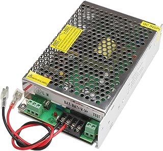 Fuente de alimentación de conmutador de CA 110V-240V, Droking fuente de alimentación ininterrumpida de fuente de alimentación de CA-CC 10A UPS dispositivo de carga con protección contra sobre-descarga