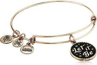 Alex and Ani Women's Let It Be Bangle Bracelet
