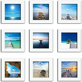 glass photo tiles