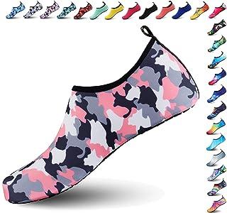 218de9fed BOLOG Zapatos de Niño Zapatos de Agua de Natación Infantil para Niños Niñas  Adolescentes Slip on