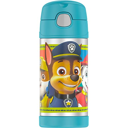 824e25f0be Thermos Funtainer 12 Ounce Bottle, Paw Patrol