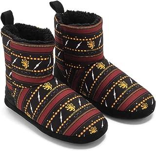 Harry Potter Gryffindor Slipper Boots, size LG