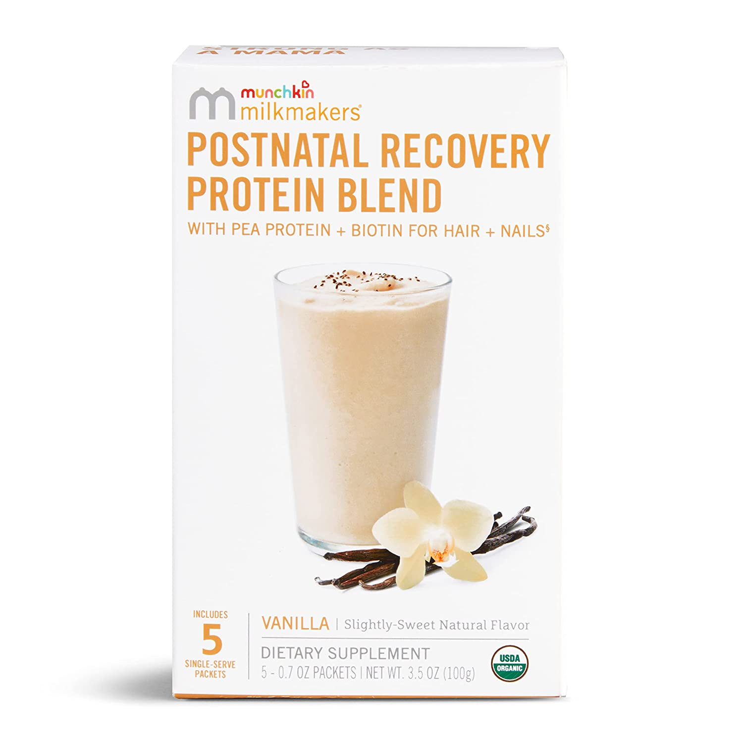 Milkmakers Postnatal Recovery Protein Sales of SALE Cheap super special price items from new works Powder With Pea