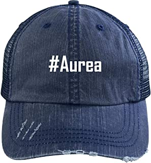 #Aurea - A Nice Adjustable Embroidered Hashtag Dad Hat Cap