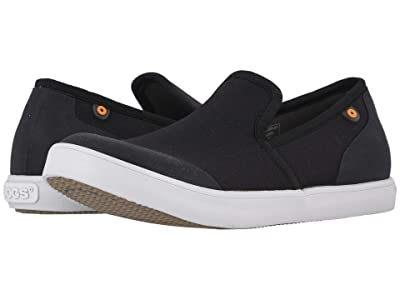 Bogs Kicker Loafer (Black) Women