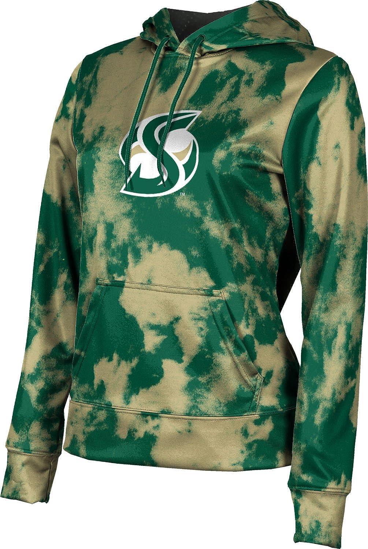ProSphere Sacramento State University Girls' Pullover Hoodie, School Spirit Sweatshirt (Grunge)
