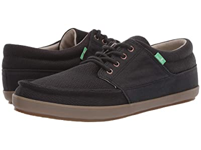 Sanuk TKO (Black/Gum) Men