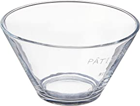 CLEAR PATISSERIE GLASS BOWL