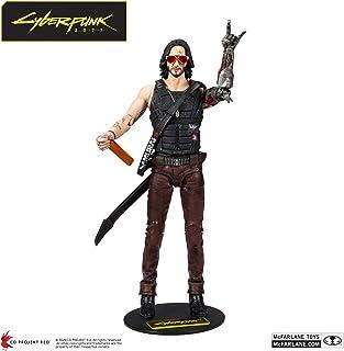 McFarlane Toys Cyberpunk 2077 Johnny Silverhand Action Figure