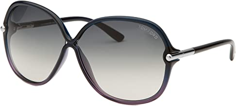 Tom Ford Women's Islay Sunglasses Tf224 92Z, Blue/Purple