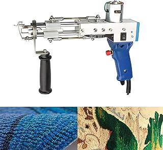 Kacsoo Machine électrique de tuftage de Tapis, Ensemble de Machine à Tricoter, Machine tissée à la Main pour Tricoter des ...