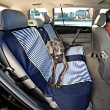Kurgo Dog Car Seat Covers and Pet Car Bench Seat Covers, Universal Fit