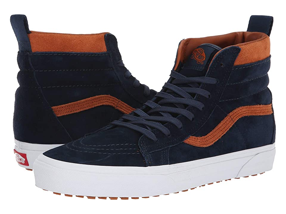 Vans SK8-Hi MTE ((MTE) Suede/Dress Blues) Skate Shoes
