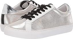 Silver/White/Black