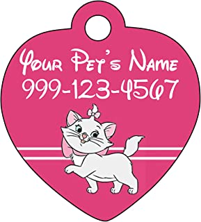 Disney Aristocats Marie Personalized Number