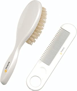 Safety 1st Advanced Solutions Natural Hairbrush and Comb