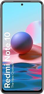 Redmi Note 10 (Frost White, 4GB RAM, 64GB Storage) - Amoled Dot Display | 48MP Sony Sensor IMX582 | Snapdragon 678 Processor