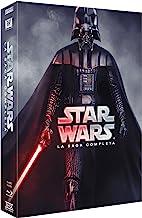 Star Wars Saga Completa (2015) Blu-Ray [Blu-ray]