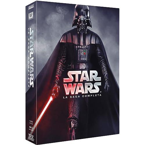 Star Wars (Saga Completa 2015)