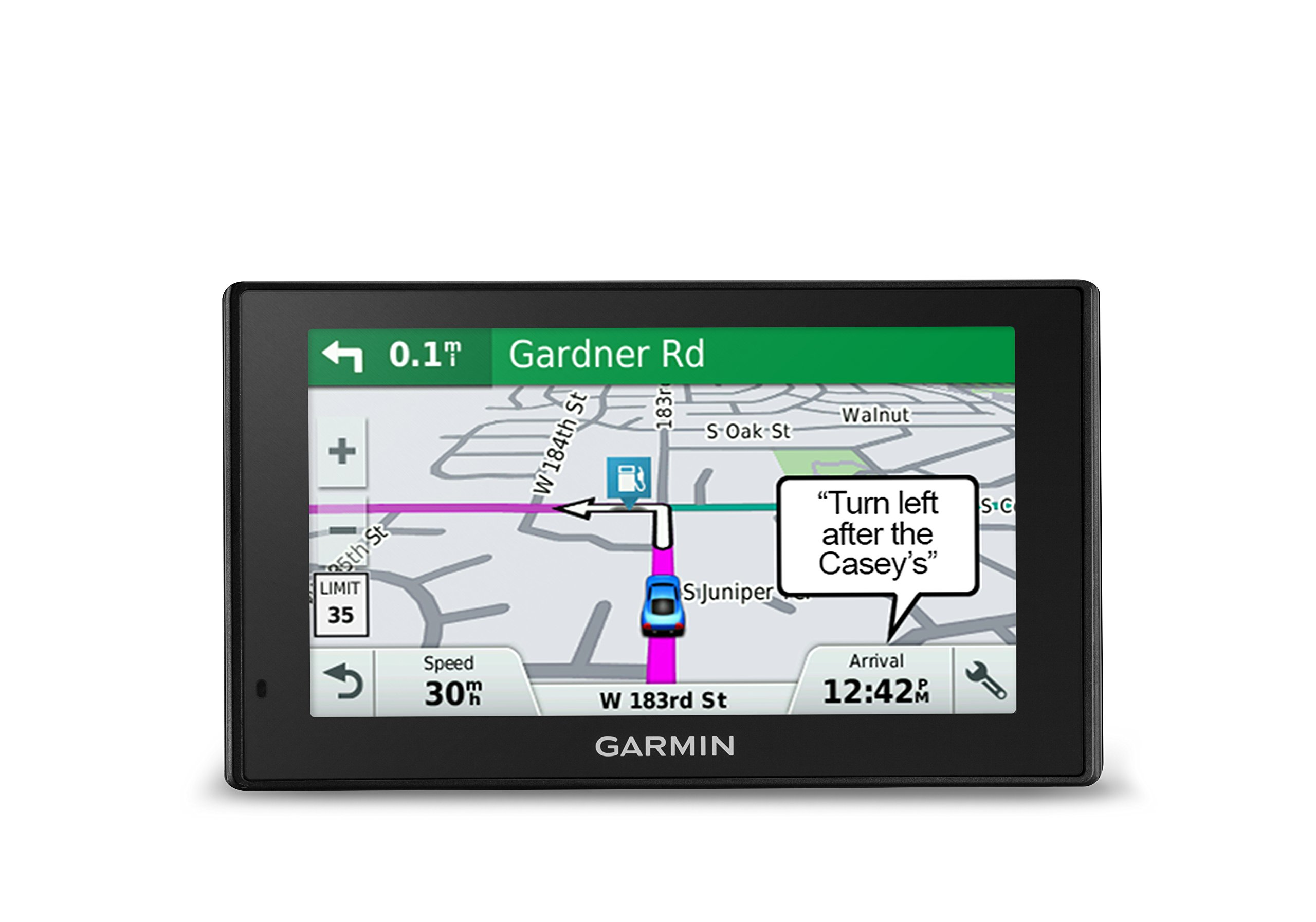 Garmin DriveSmart Navigator Notifications Activation