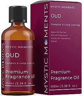 Huile parfumée Oud par Mystic Moments - 100 ml