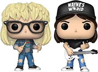 Funko Pop! Movies: Wayne's World Collectible Vinyl Figures, 3.75