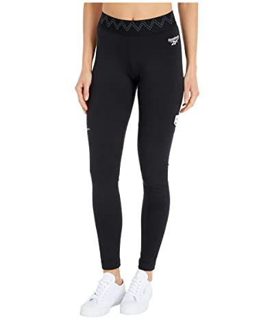 Reebok Gigi X Leggings (Black) Women