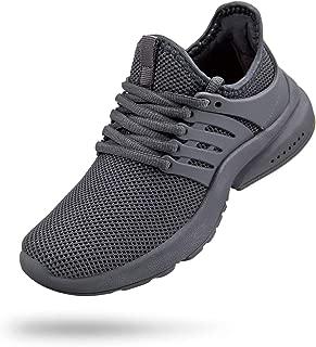 Troadlop Men's Low Top Sneakers Walking Shoes