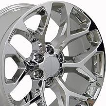 22 inch snowflake wheels