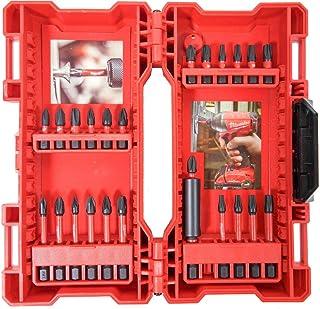"Milwaukee 4932430478 Shockwave 1//4/"" Magnétique Porte-embout 60 Mm Pack De 5"