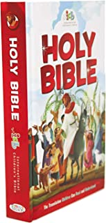ICB, Children's Holy Bible, Multicolor, Hardcover: Big Red Cover