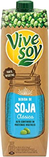 Vivesoy - Bebida de Soja Natural - 1 L