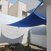 jarolift Toldo Vela Rectangular/Repelente al Agua / 300 x 200 cm/Amarillo